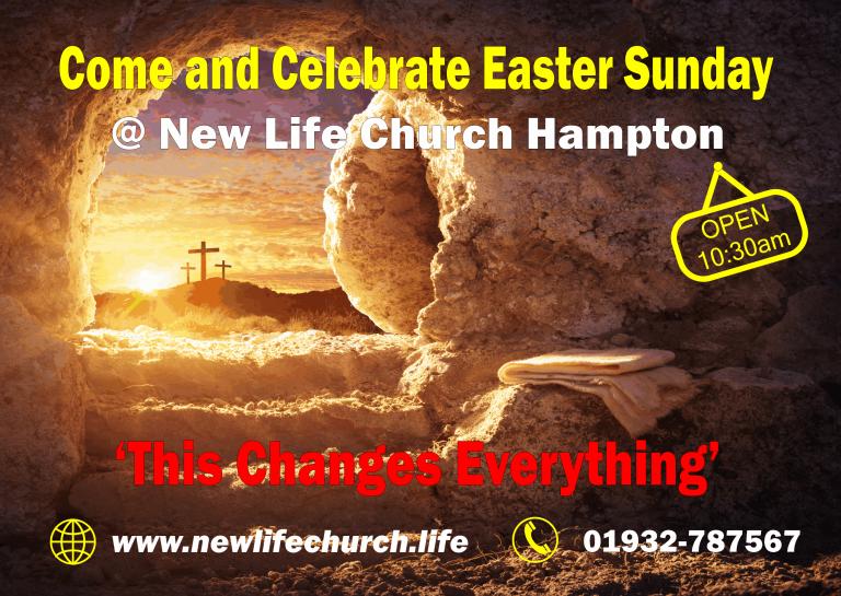 Flyer-Easter